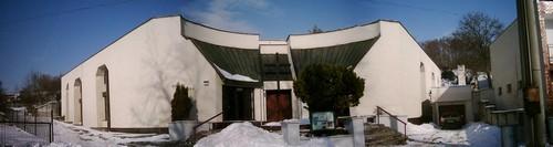 budova nášho zhromaždenia